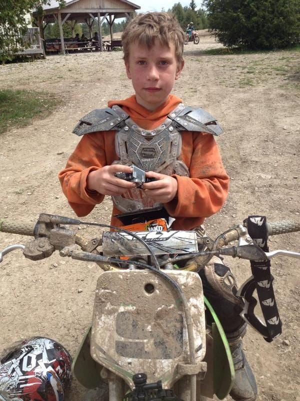 Uxbridge mother pushing for changes to ATV laws with 'Tyler Massey's Law'