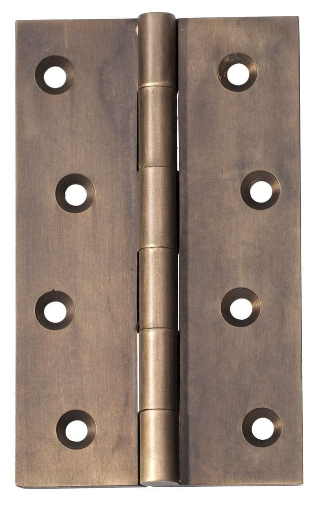 Hinge - Fixed Pin Antique Brass2372