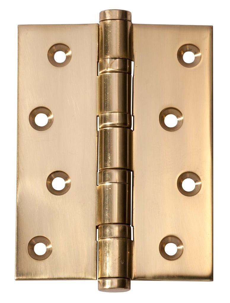 Hinge - Ball Bearing Polished Brass2463
