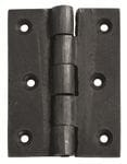 Hinge - Cast Iron Antique Finish 89mm x 65mm