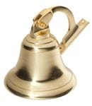 Ships Bell Polished Brass