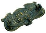 Cabinet Handle Antique Brass3291