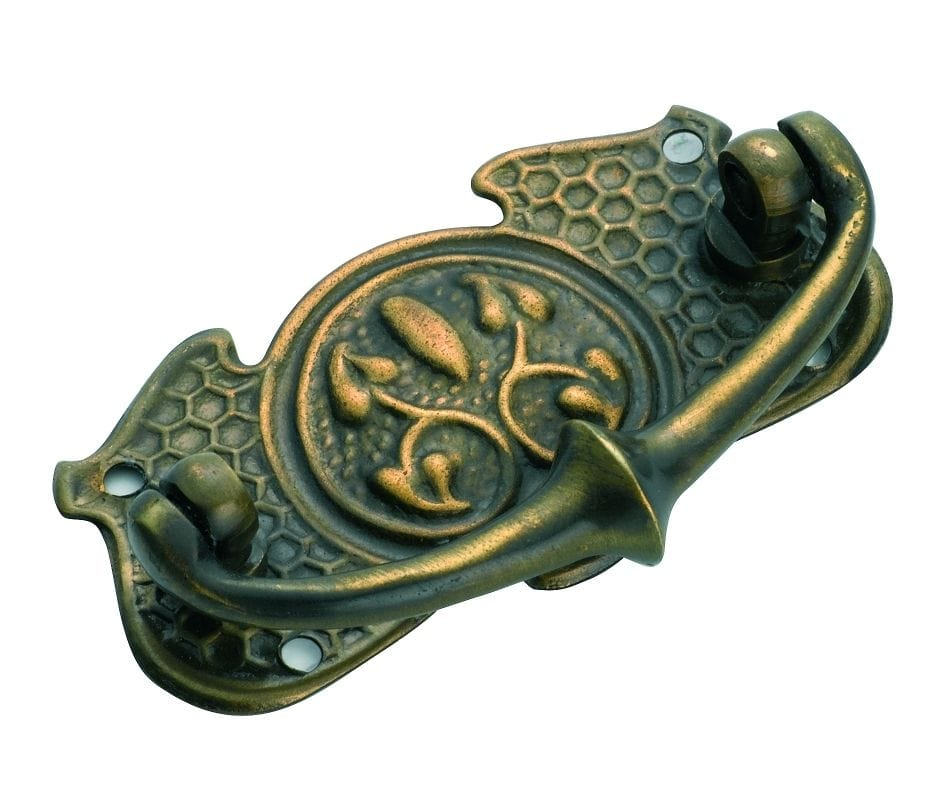 Cabinet Handle Antique Brass3292
