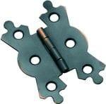 Fancy Hinge Antique Copper 38mm x 53mm3776