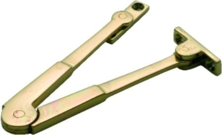 Box Stay Left Hand/Right Hand (Pair) Polished Brass3808