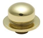 Dimmer Knob Polished Brass5402