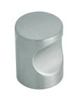 Cupboard Knob Stainless Steel Finish7178
