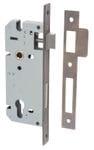 85mm Euro Lock Backset 45mm Antique Brass0125