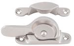 Fitch Fastener - Narrow Satin Nickel