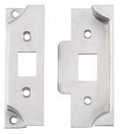 Rebate Kit to suit Split Cam Tube Latch Chrome