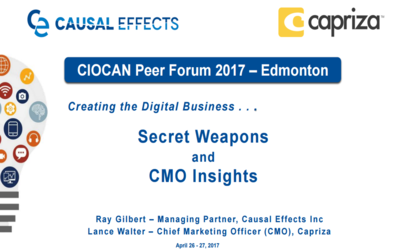 CIOCAN Presentation Cover Page Image