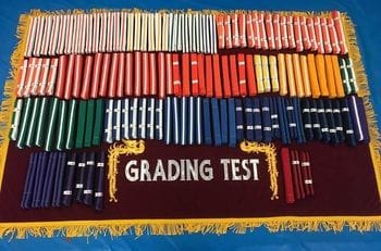 GIANT Colour Belt Grading Test Schedule Released