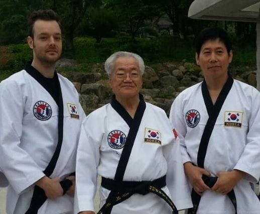 Happy Birthday Grandmaster Ji Han Jae