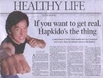 Happy Birthday Hapkido Black Belt Jackie Chan