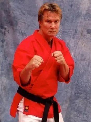 Happy Birthday to Aussie Martial Arts legend Richard Norton