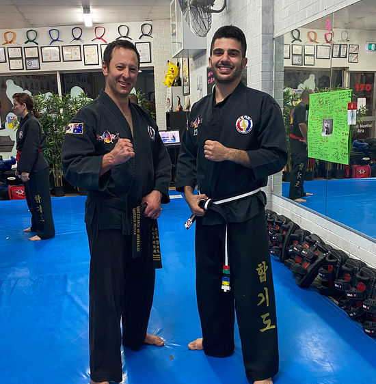 Black Belt Grading Day 2020