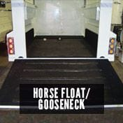 CCA offer composite boards for use in the horse float and gooseneck industry