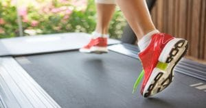 To do or not to do ... the dreaded treadmill