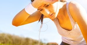 Running in Summer: Heat is Hard on the Heart