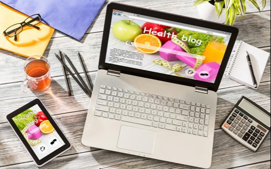 Health Blog Writing
