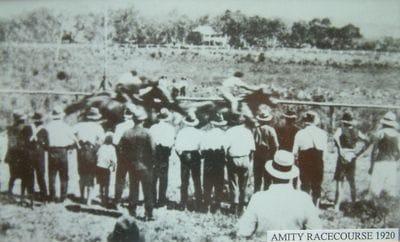 Amity Point history