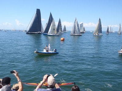 Lady Brisbane,Brisbane to Gladstone Yacht Race