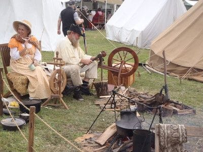 Fort Lytton History Alive