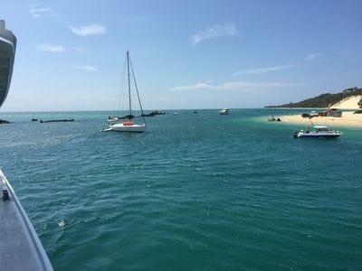 Moreton Bay, Lady Brisbane boat, Brisbane Cruises