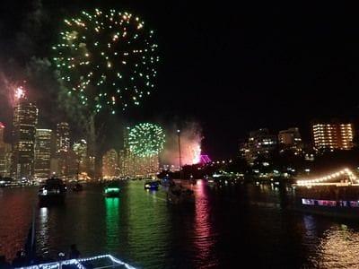 Riverfire Fireworks