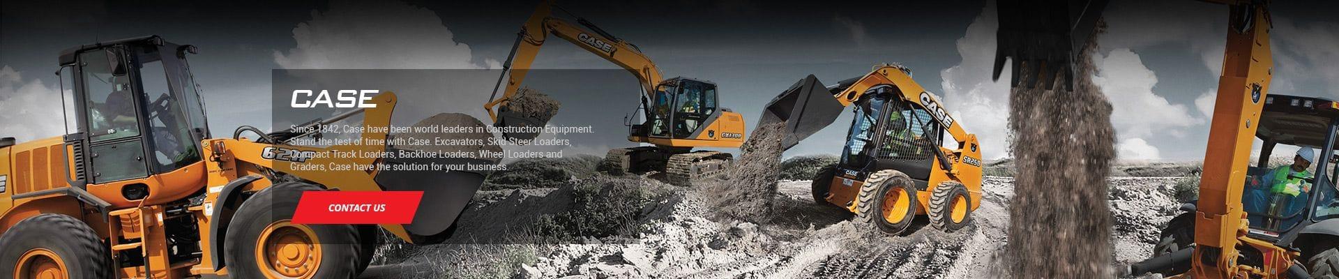 Construction & Excavation Machinery for Sale Australia | EEA