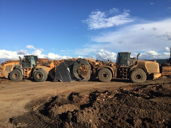 Tough conditions need tough wheel loaders