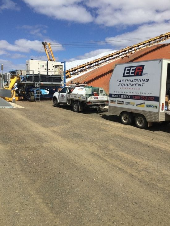 On site with Graincorp
