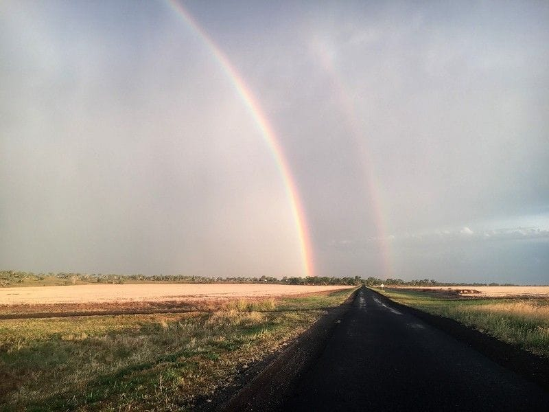 Ever Wondered Whats At The End Of The Rainbow