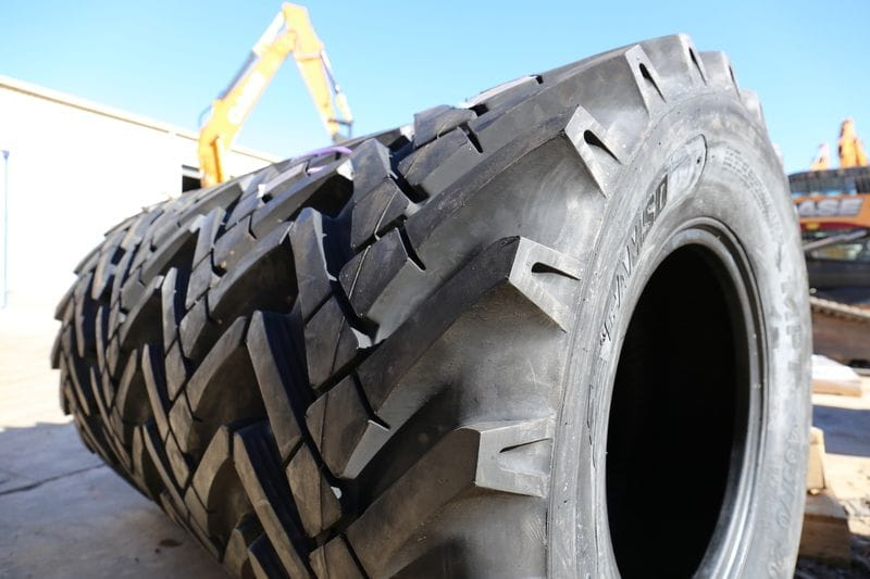 Did you know we stock a full range of Thwaites tyres?