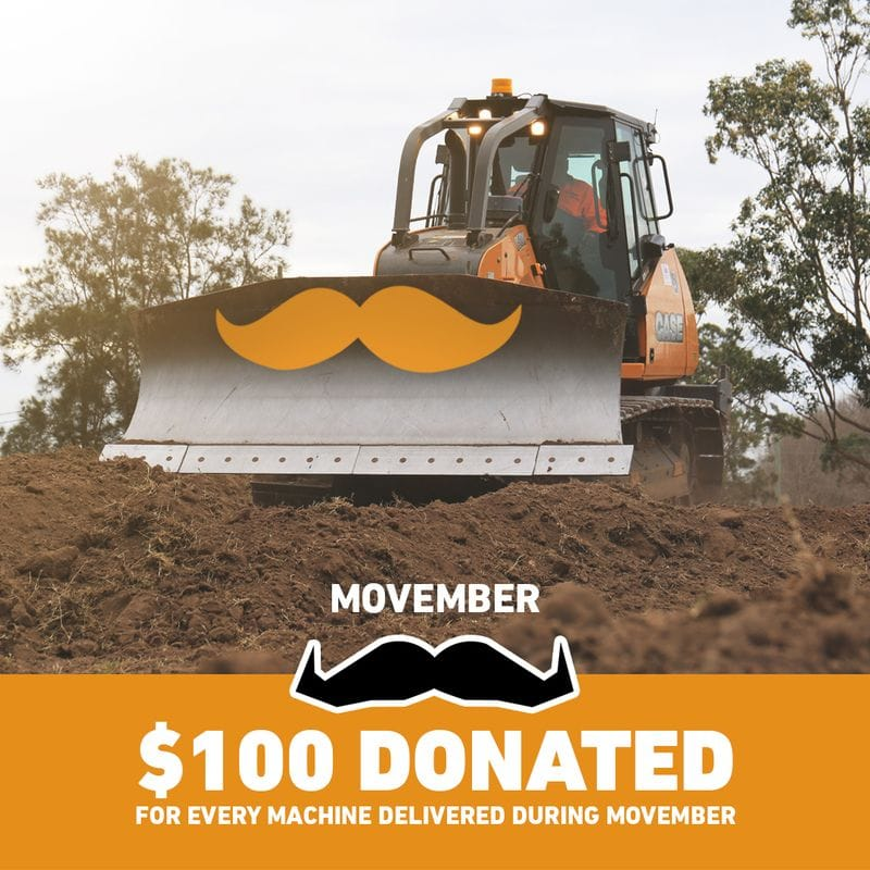 Supporting Movember