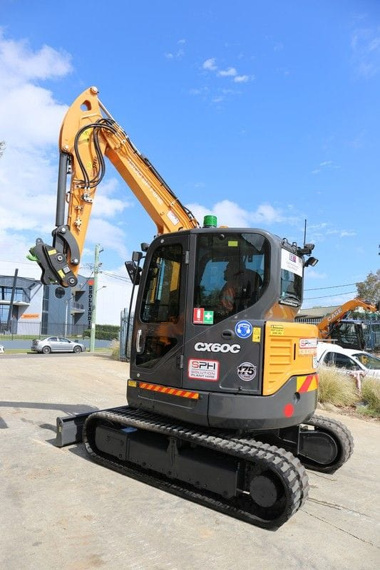 Solution Plant Hire | Another Mini Excavator in their Fleet