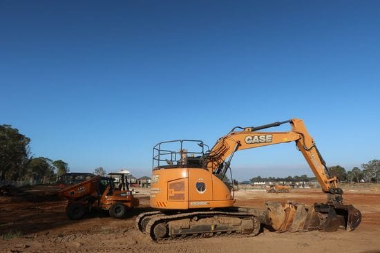 #casespotted on site with J & G Excavations