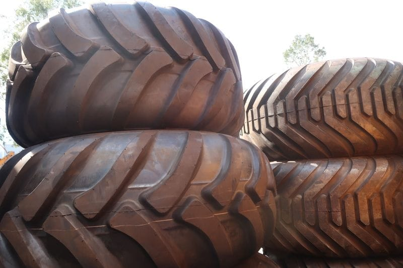 Thwaites Tyres in stock