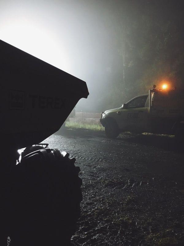 Spring Bluff Rail Shutdown