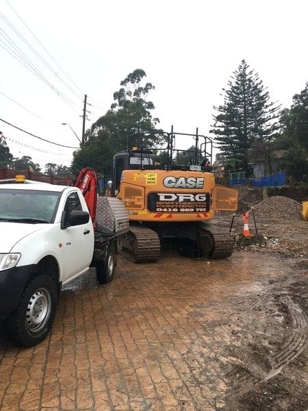Earthmoving Equipment Australia Service Team