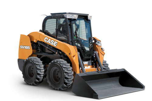 Case SV185 Skid Steer Loader | Earthmoving Equipment Australia | Skid Steers and Tracks 0% finance offer