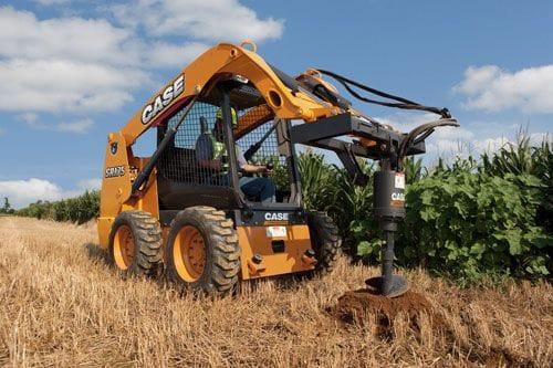 Case SR175 Skid Steer Loader Rated Operating Load 790kg