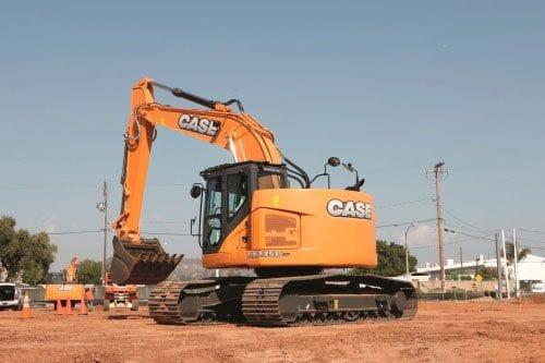Case CX235C Excavator