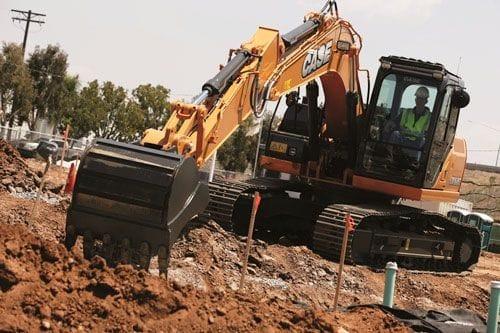 Case CX160C Excavator