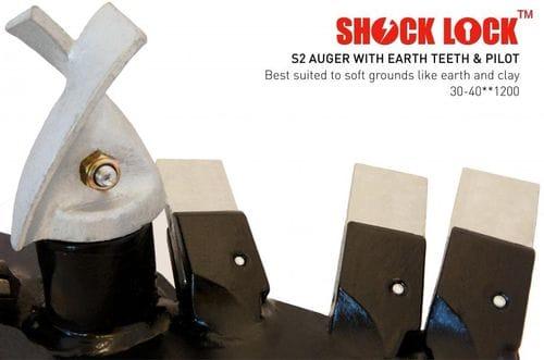 Auger Torque Augers - S2 Range - Micro Excavators 0.75 - 1T