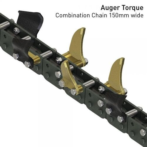 Auger Torque - Excavators 5T to 10T / High Flow Skidsteer Loaders / Backhoes