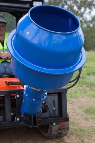 Auger Torque Cement Mixer 140 & 180 Bowls