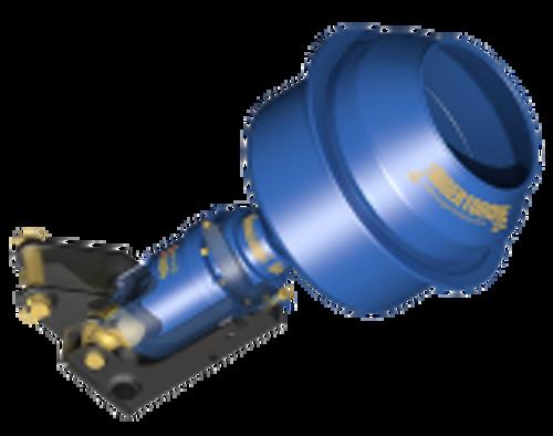 Auger Torque - Double Cradle Mixer Hitch