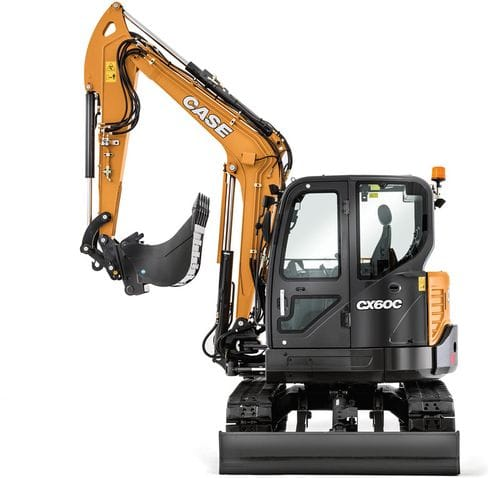 Case CX60C