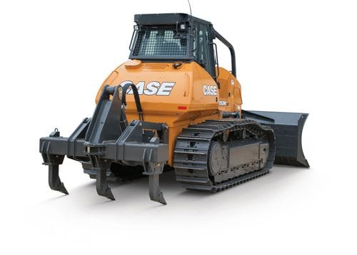 Case 2050M Crawler Dozer